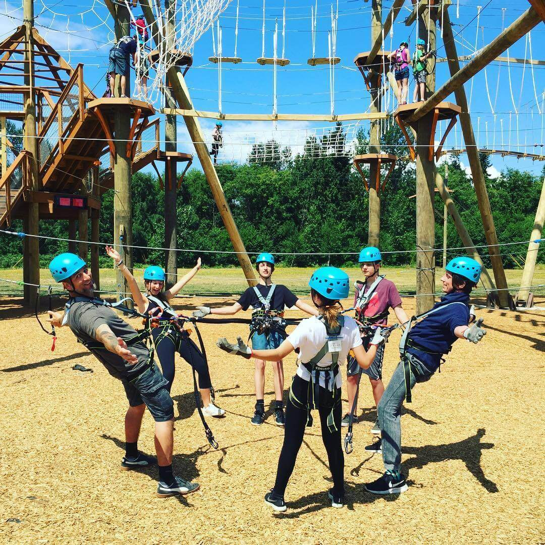 Image Result For Team Building Activities For Work Seattle