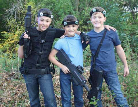 Seattle Laser Tag
