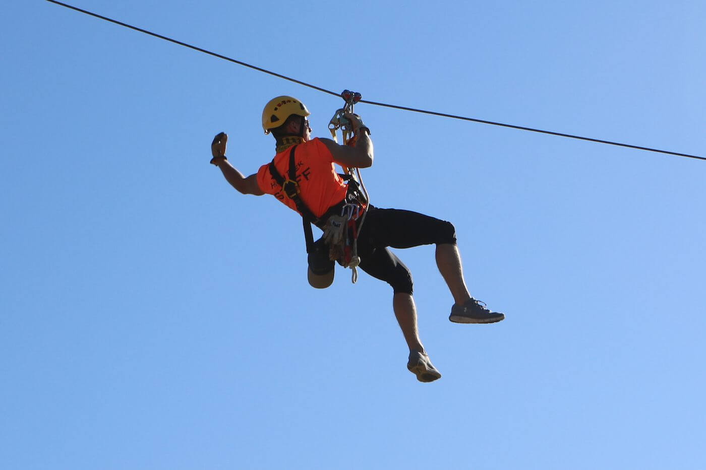 High Trek Adventures: Seattle's Largest Ropes Course and